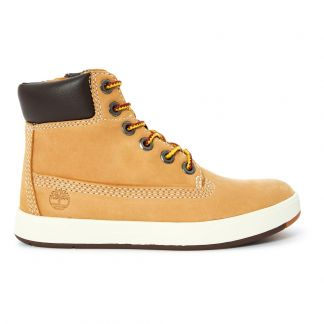 Timberland Sneakers Scamosciate Davis Square-listing