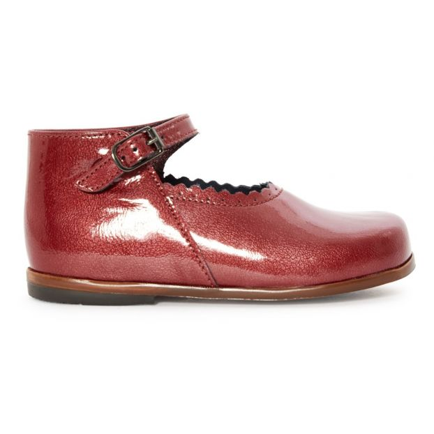 5fe8e6b204c41 Vocalise Mary Jane Shoes Red Little Mary Shoes Baby