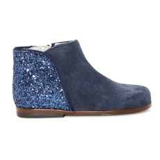 product-Little Mary Boots Suede Clotilde