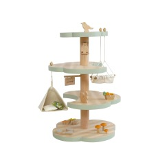 product-Encore ! Wooden Big Tree with Animals