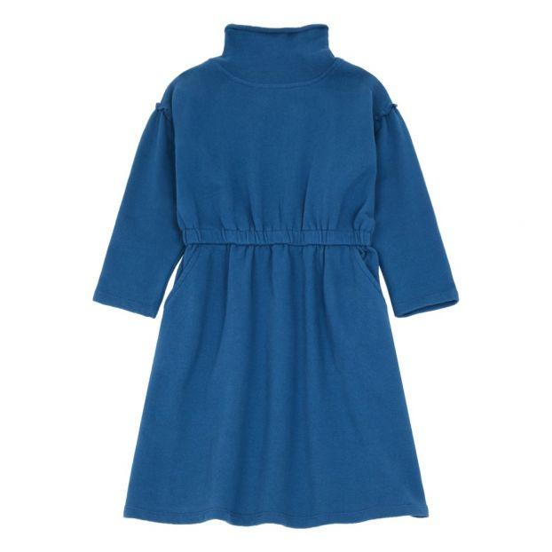 Marine Bio Doushka Coton Bleu Robe 8wOvmN0n