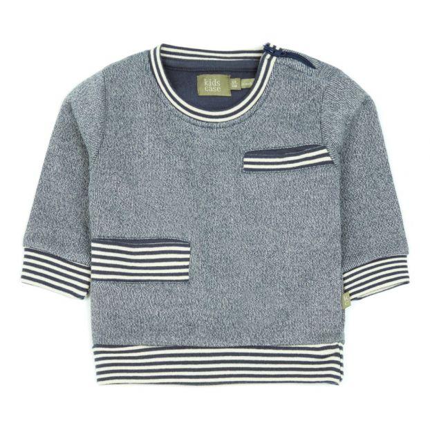 3d085ad77aca Organic Cotton Harlem Pants Navy blue Kidscase Fashion Baby