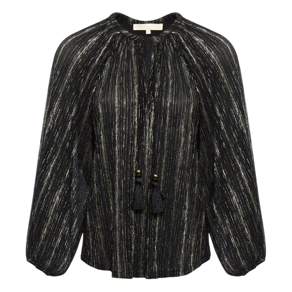 Iborra Blouse Black Vanessa Bruno Fashion Adult