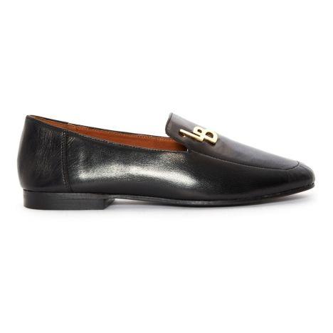 Mocassins Cuir Cuir Mocassins Orio Noir Laurence Bras Chaussure Adulte 8d315b