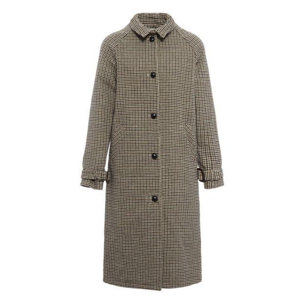a7916168b Clemence Coat Beige Les Coyotes de Paris Women Fashion Adult