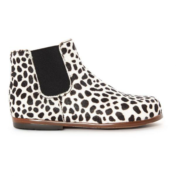 9a963ee9a5862 Boots Auguste Pony Noir Repetto Chaussure Bébé , Enfant