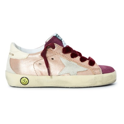 quality design 51e69 aa91c golden goose deluxe brand superstar embellished trainers ...