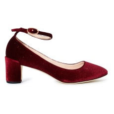 product-Repetto Electra Velvet Mary Jane Shoes