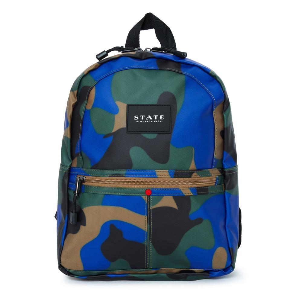 6ddacf73b3 Mini Kane Backpack Electric blue State Bags Fashion Children. «