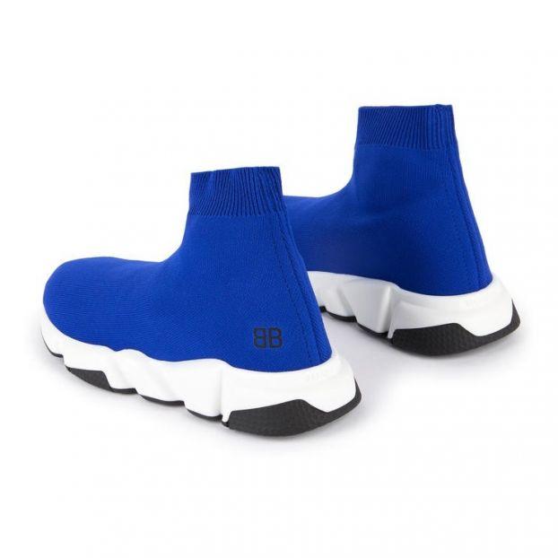Speed Trainer Bleu roi Balenciaga Chaussure Enfant