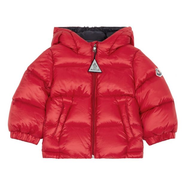 3f479c252 New Macarie Down Jacket Red