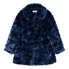 product-Stella McCartney Kids Manteau Façon Fourrure Gaia