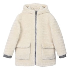 product-Stella McCartney Kids Dorothy Faux-Fur Coat