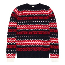 product-Hundred Pieces Jacquard Jumper