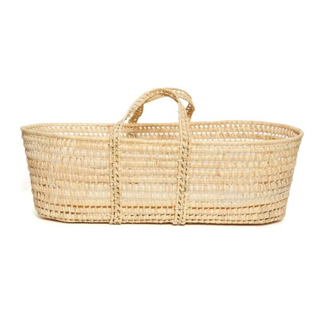 Moses Basket with Mattress Numero 74 Design Baby