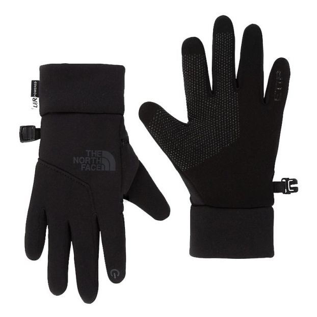 af9bec21f Etip Touchscreen Ski Gloves Black