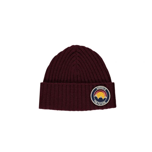 3015cc0a Nature Is The Future Hat Burgundy Hundred Pieces Fashion Teen ,