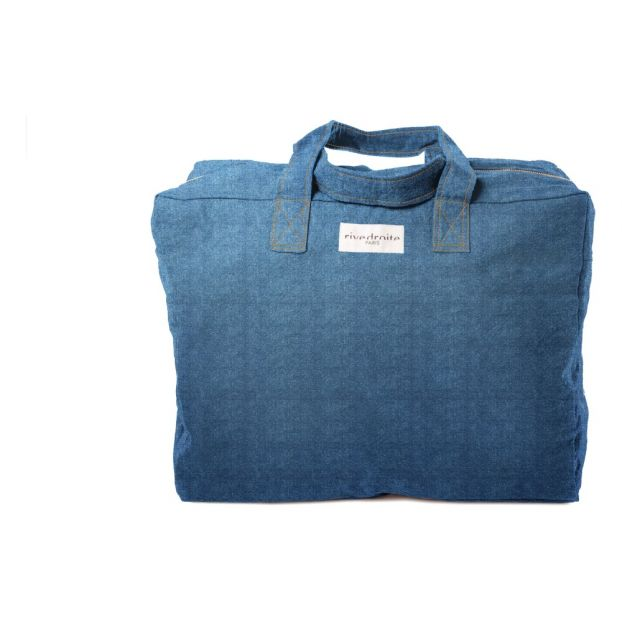 9cdd313ef829 Elzevir Recycled Cotton Bag Rive Droite Design Adult