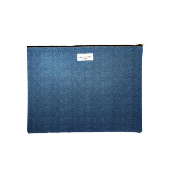 896c014607ae Barbette Organic Cotton Purse Rive Droite Design Adult