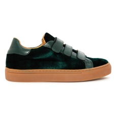 product-Canal St Martin Malte Velvet Trainers