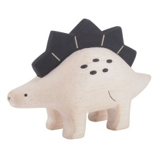 product-T-Lab Stegosaurus Wooden Puppet