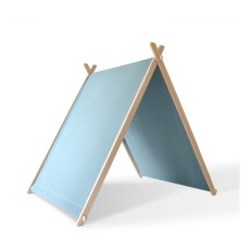 product-Mum and dad factory Wood and Cotton Teepee