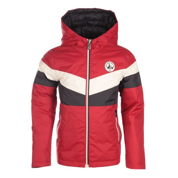 Anorak Reversible Tokyo Rojo Jott Moda Joven  f43921031f8