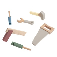 product-Sebra Wooden Tools - Set of 6