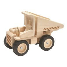 product-Plan Toys Camion benne en bois Edition collector