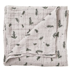 product-garbo&friends Plaid en gaze de coton Rosemary