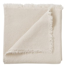 product-garbo&friends Fringed Cotton Blanket