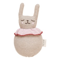 product-Main Sauvage Hochet Roly poly Lapin