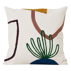 product-Ferm Living Mirage Cacti Cotton Cushion