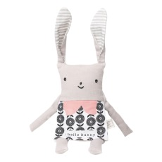 product-Wee Gallery Bunny Flippy Friend Soft Toy