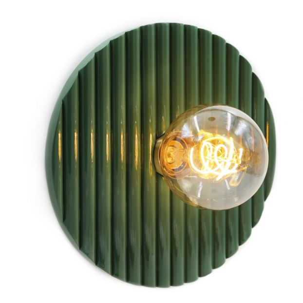 lamp Verde wood wall Riviera lacquered YWHeD9E2I