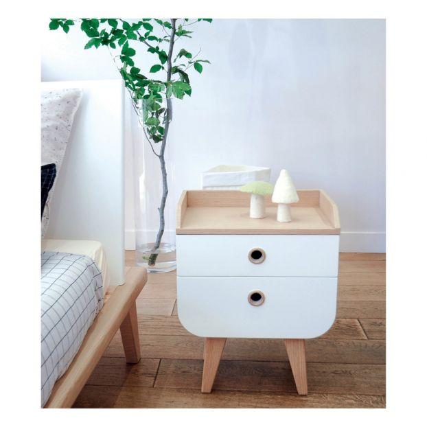 Chevet Zen by Laurette Bleu canard Laurette Design Enfant