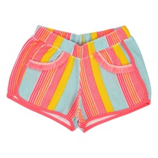 product-Billieblush Terry Cloth Shorts