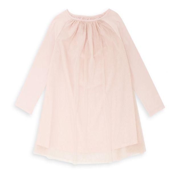d4c2313bd Tulle Doll Dress - Limited Edition Powder pink Bonton Fashion
