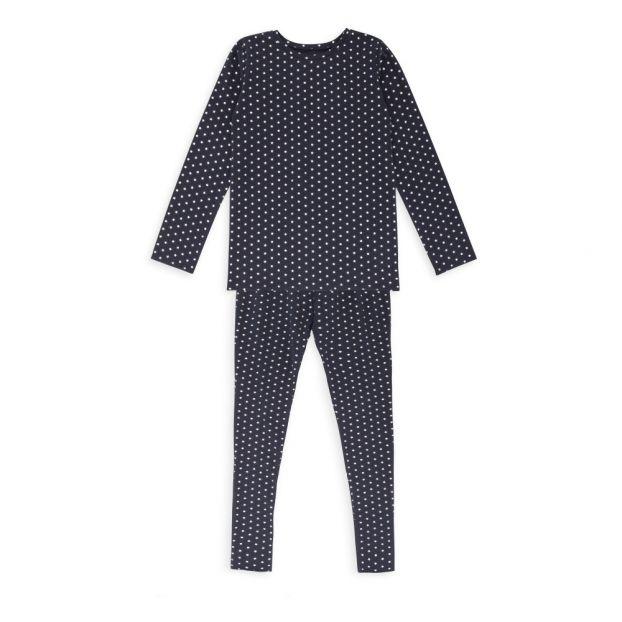 nuovo prodotto 335f0 9456c Esclusivo - pigiama stelle Blu marino