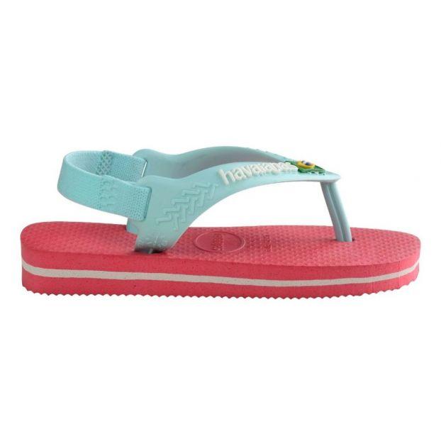 Junge Schuhe Havaianas Flip Flops Havaianas Brasil Logo