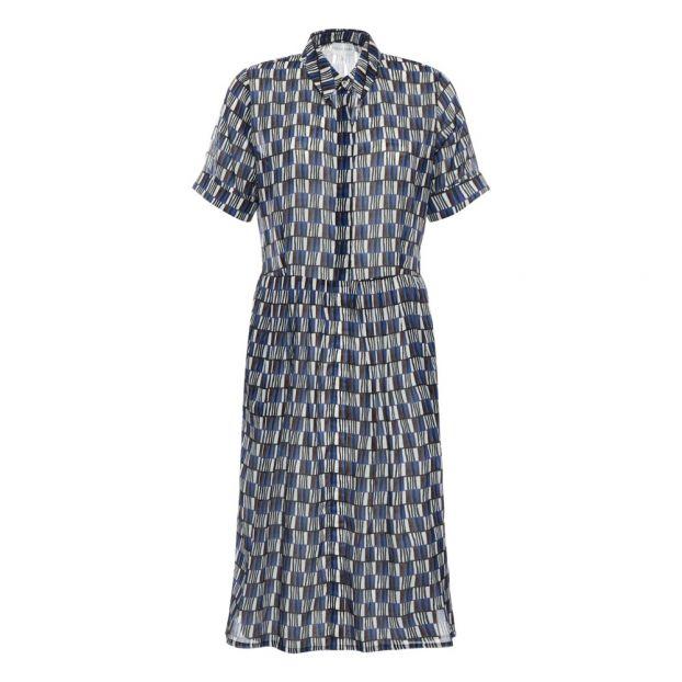 Robe Royale Bleu Chloé Stora Mode Adulte 19cb471f3a4