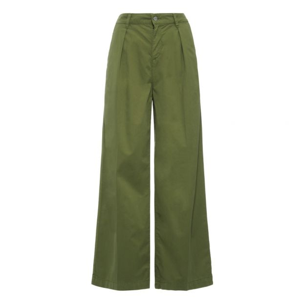 Pantalon Perou Vert kaki Chloé Stora Mode Adulte 239858833c4