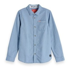 product-Scotch & Soda Poket Shirt