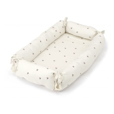 product-Konges Slojd Cherry Organic Cotton  Cocoon Mattress