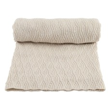 product-Konges Slojd Pointelle Organic Cctton Blanket 100x70cm