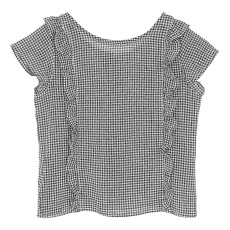 product-Emile et Ida Gingham blouse