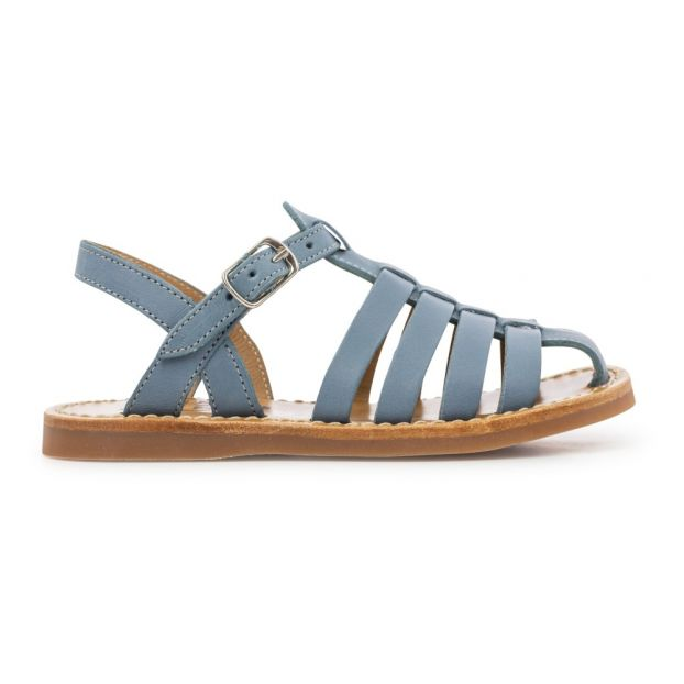 Papy Plage Stitch Bleu D'api Pom Jean Enfant Sandales Chaussure TJl13KcF