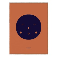 product-Mado Chirpy Poster 30x40cm