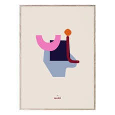 product-Mado Poster Kunst 30x40 cm