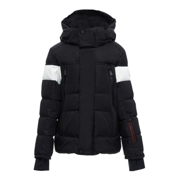 huge selection of c228e 16fbb Verdaguer Ski Jacket Black